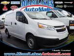 2017 Chevrolet City Express Cargo LS