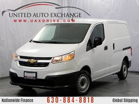 2017 Chevrolet City Express Cargo Van LT Addison IL