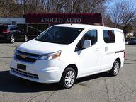 2017 Chevrolet City Express Cargo Van LT Cumberland RI