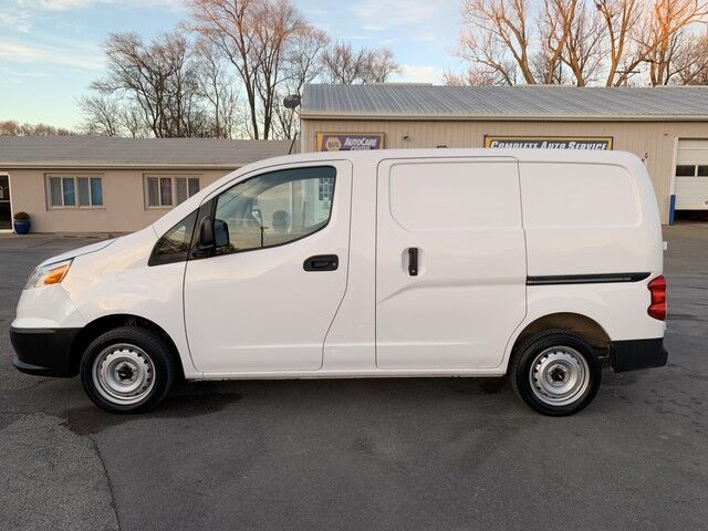 2017 Chevrolet City Express Cargo Van LT Glenwood IA
