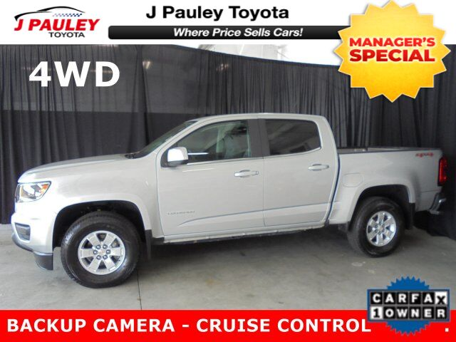 2017 Chevrolet Colorado Fort Smith AR ...