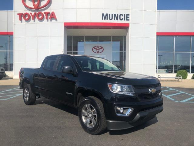 2017 Chevrolet Colorado 2WD Crew Cab 140.5 Z71 Muncie IN