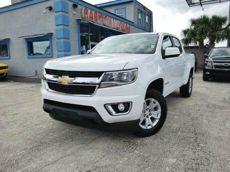 2017 Chevrolet Colorado 2WD LT Jacksonville FL