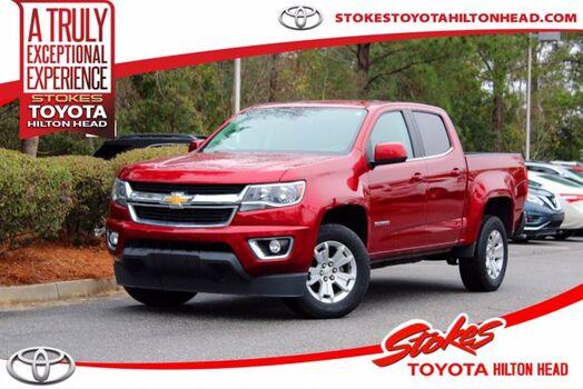 2017_Chevrolet_Colorado_2WD LT_ Aiken SC