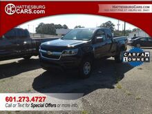 2017_Chevrolet_Colorado_2WD WT_ Hattiesburg MS