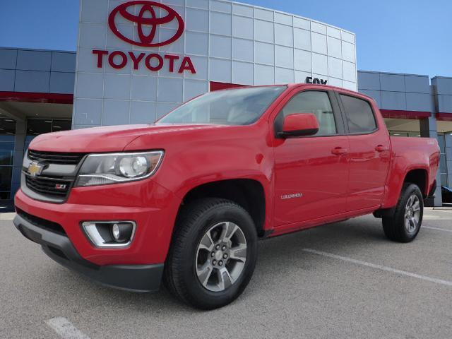 2017 Chevrolet Colorado 2WD Z71 Clinton TN