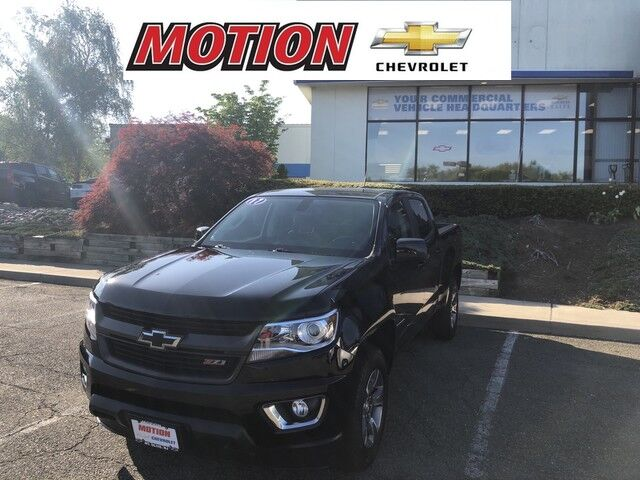 2017 Chevrolet Colorado 4WD Crew Cab 128.3 Z71 Hackettstown NJ