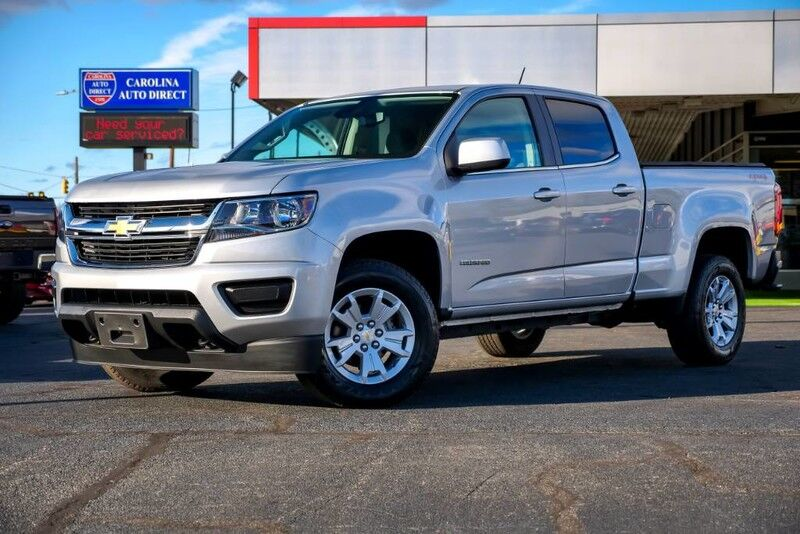 2017 Chevrolet Colorado 4WD LT 4X4 w/ Navigation & Back-Up Camera Mooresville NC