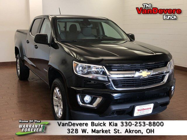 2017 Chevrolet Colorado 4WD LT Akron OH