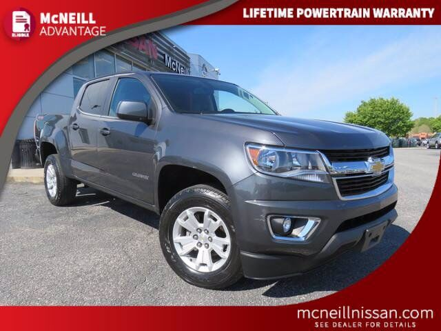 2017 Chevrolet Colorado 4WD LT High Point NC