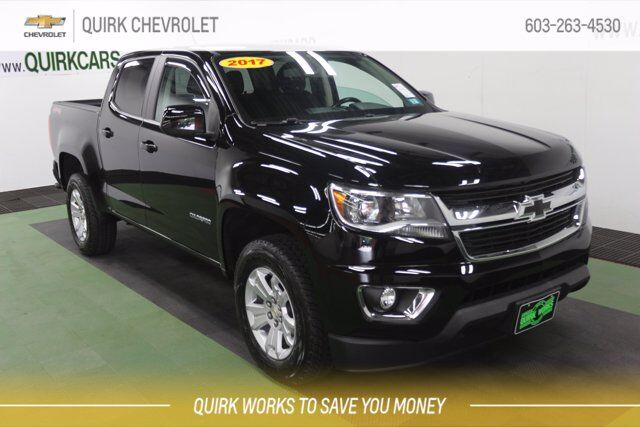 2017 Chevrolet Colorado 4WD LT Manchester NH