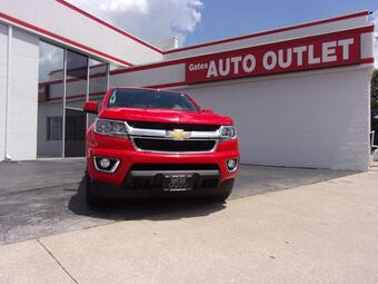 2017_Chevrolet_Colorado_4WD LT_ Richmond KY