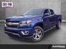 2017_Chevrolet_Colorado_4WD LT_ Roseville CA