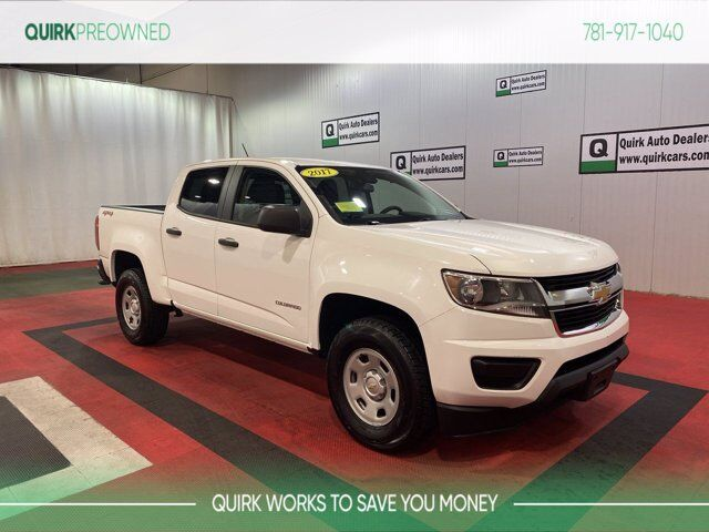 2017 Chevrolet Colorado 4WD WT Braintree MA