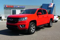 2017_Chevrolet_Colorado_4WD Z71_ Brownsville TX