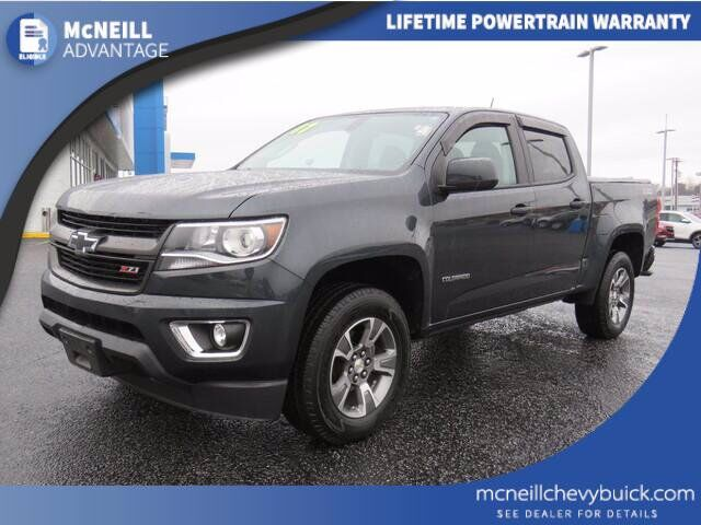 2017 Chevrolet Colorado 4WD Z71 High Point NC