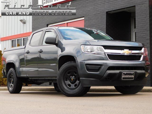 2017 Chevrolet Colorado Crew Cab Richmond KY