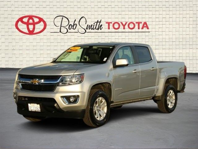 2017 Chevrolet Colorado LT 4x2 Crew Cab 5 ft. box 128.3 in. WB La Crescenta CA