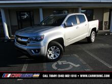 2017_Chevrolet_Colorado_LT CREW LONG BOX 4x4 Z71_ Fredricksburg VA