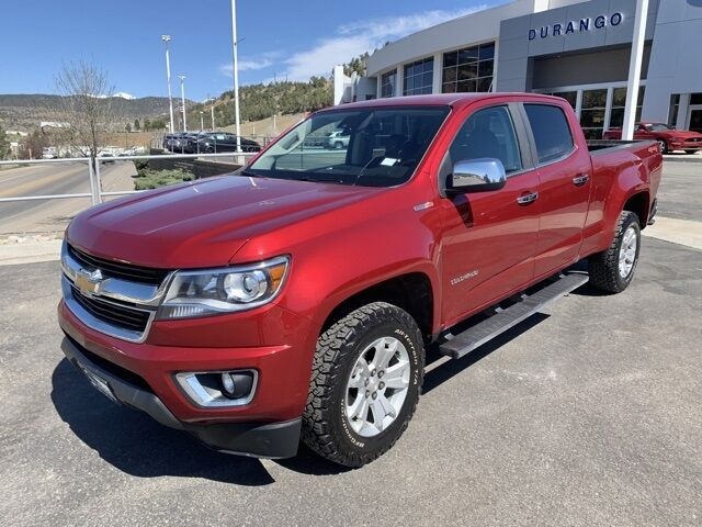 2017 Chevrolet Colorado LT Durango CO