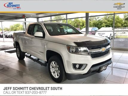 2017_Chevrolet_Colorado_LT_ Dayton area OH