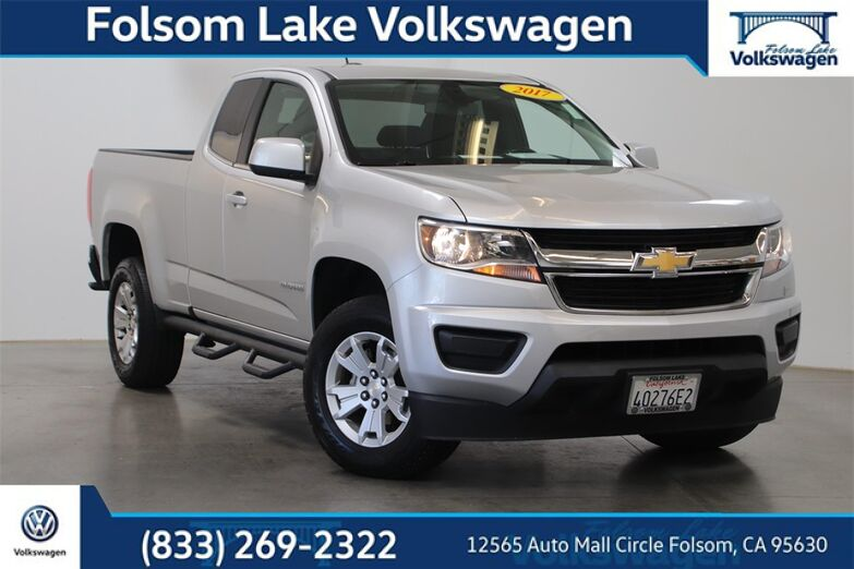 2017 Chevrolet Colorado LT Folsom CA