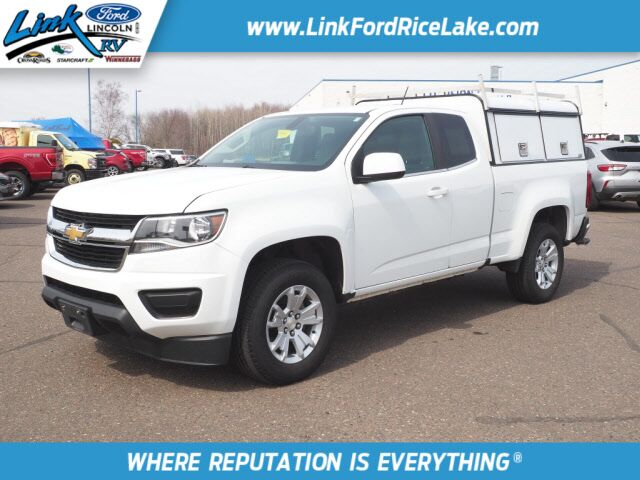 2017 Chevrolet Colorado LT Rice Lake WI