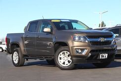 2017_Chevrolet_Colorado_LT_ Salinas CA