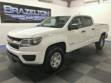 2017_Chevrolet_Colorado_WT, 4x4, V6, Long Bed, Convenience Pkg, Tow Pkg, Apple CarPlay_ Houston TX