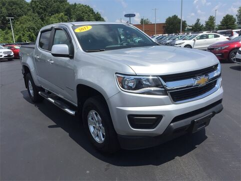 2017_Chevrolet_Colorado_WT_ Evansville IN