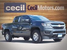2017_Chevrolet_Colorado_Work Truck_  TX