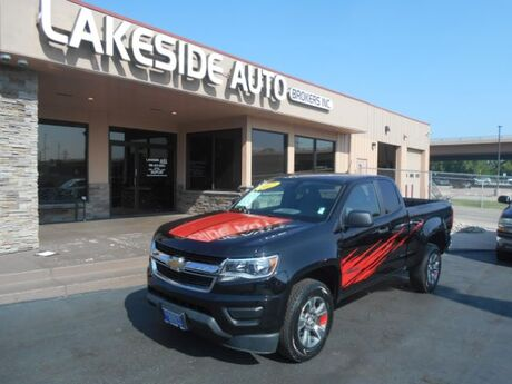 2017 Chevrolet Colorado Work Truck Ext. Cab 2WD Colorado Springs CO