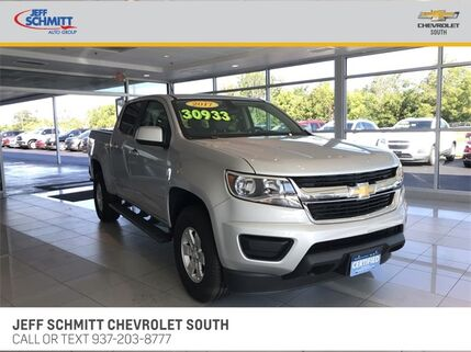 2017_Chevrolet_Colorado_Work Truck_ Dayton area OH