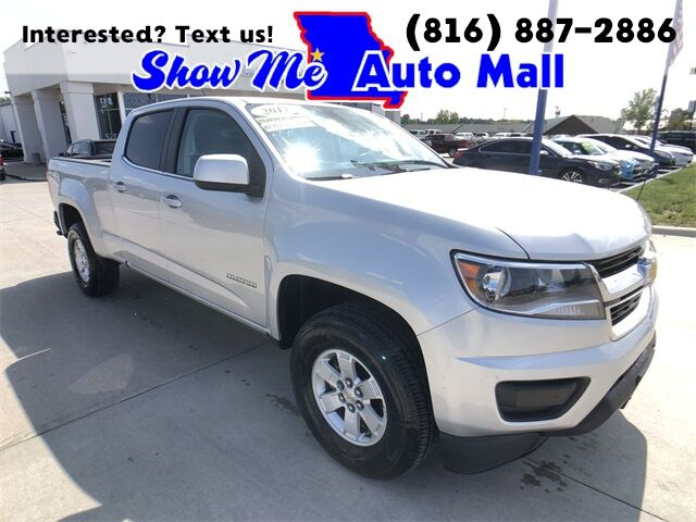 2017 Chevrolet Colorado Work Truck Harrisonville MO