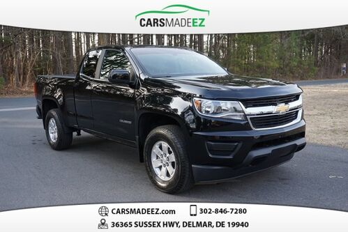 2017_Chevrolet_Colorado_Work Truck_ Salisbury MD