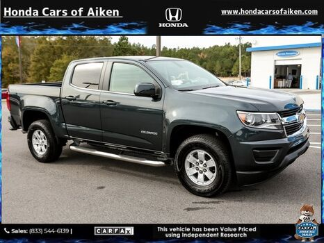 2017_Chevrolet_Colorado_Work Truck_ Aiken SC