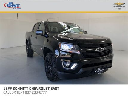 2017_Chevrolet_Colorado_Z71_ Dayton area OH