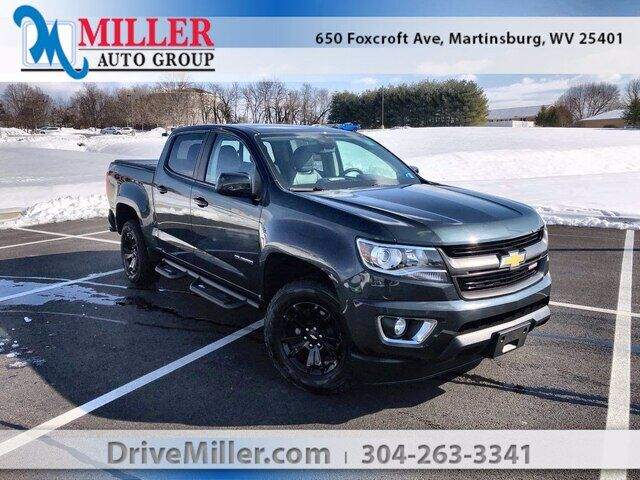 2017 Chevrolet Colorado Z71 Martinsburg WV