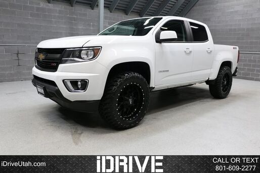 2017_Chevrolet_Colorado_Z71_ Orem UT
