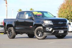2017_Chevrolet_Colorado_Z71_ Salinas CA