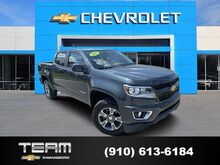 2017_Chevrolet_Colorado_Z71_ Swansboro NC