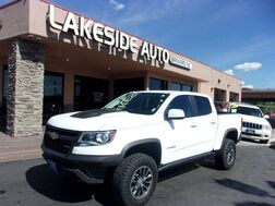 2017_Chevrolet_Colorado_ZR2 Crew Cab 4WD Short Box_ Colorado Springs CO