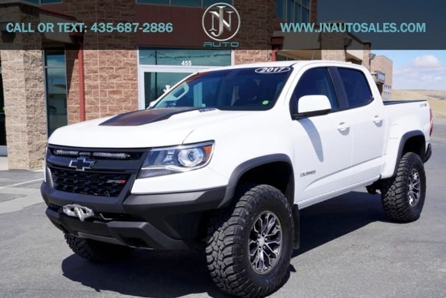 2017 Chevrolet Colorado ZR2 Crew Cab 4WD Short Box Huntington UT