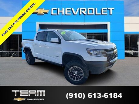 2017_Chevrolet_Colorado_ZR2_ Goldsboro NC