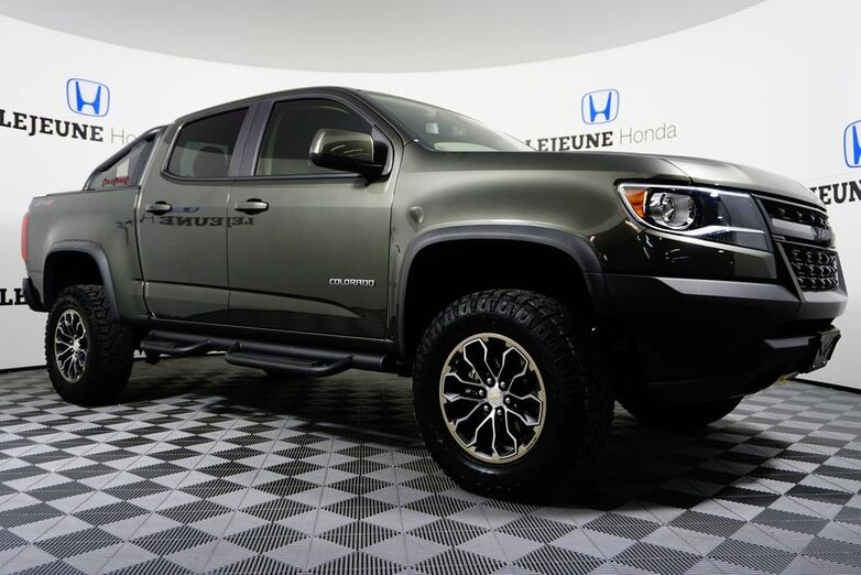 2017 Chevrolet Colorado ZR2 Jacksonville NC