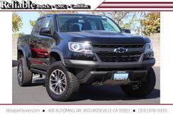 2017_Chevrolet_Colorado_ZR2_ Roseville CA