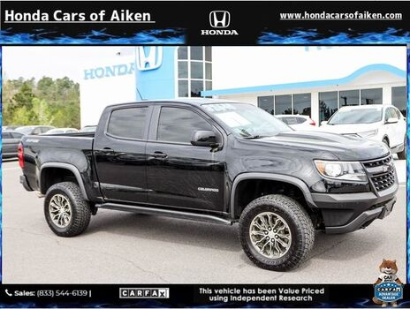 2017_Chevrolet_Colorado_ZR2_ Aiken SC