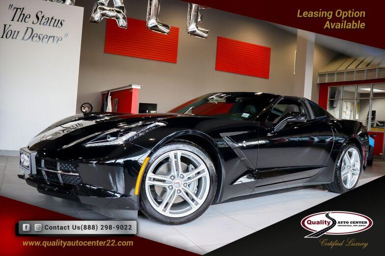 2017 Chevrolet Corvette 1LT 7-Speed Manual Transmission Springfield NJ