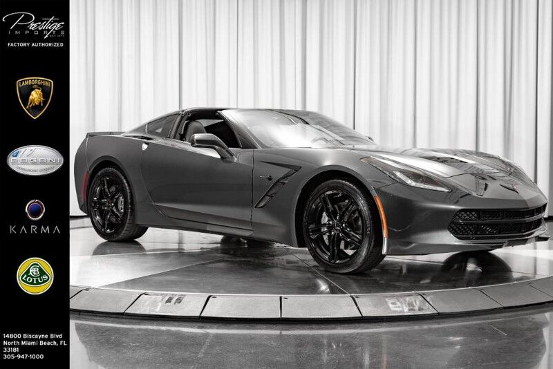 2017_Chevrolet_Corvette_1LT_ North Miami Beach FL
