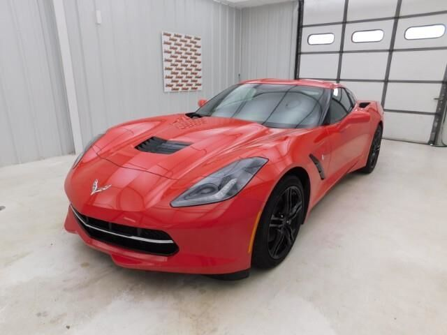 2017 Chevrolet Corvette 2dr Stingray Cpe w/1LT Manhattan KS